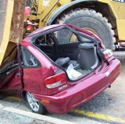 Будущее без автомобильных аварий