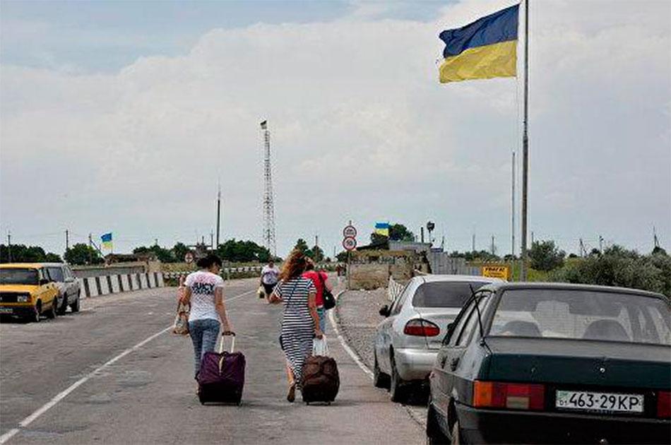 Украинцы в Крыму