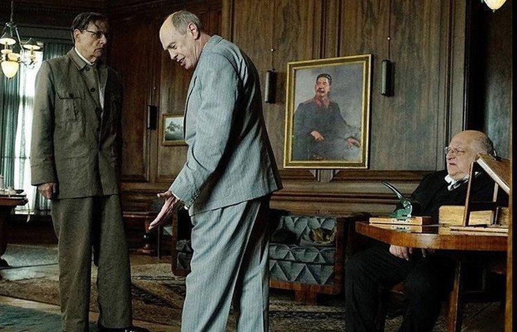 """Редкий случай - я согласен с """"деятелями культуры"""" кино, смерть, сталин"""