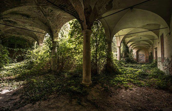 Заброшенная архитектура Италии