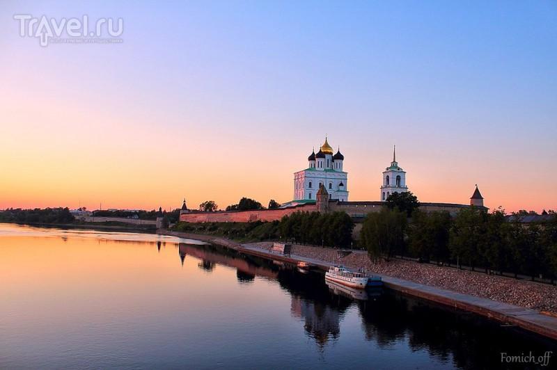 В Псковской стороне. Псков