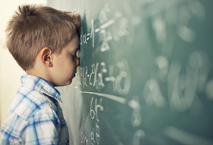 Как реагировать на неудачи детей