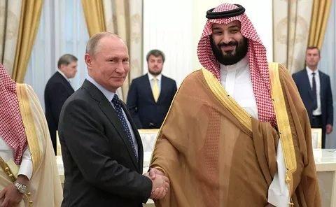 Саудовская Аравия пригрозила США военной базой России и нефтью по 200 долларов