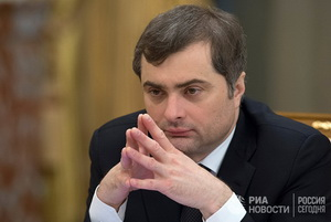 Сурков: Киев законом о реинтеграции пытается легализовать свои противоправные действия