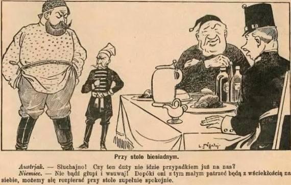 Варшавское вето 1916 года. Зачем полякам Polskie Królestwo?