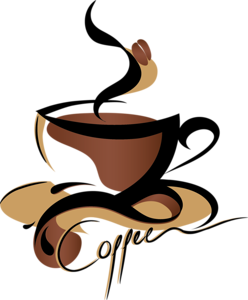 Кофе в  поэтической чашке .