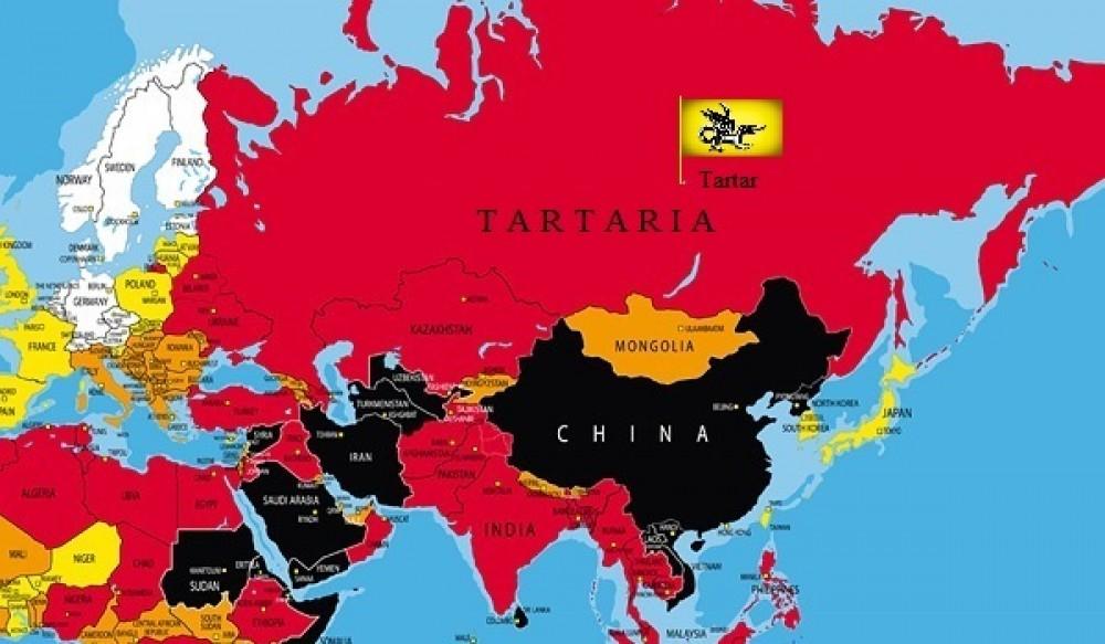 Держава Русов в легендах народов мира