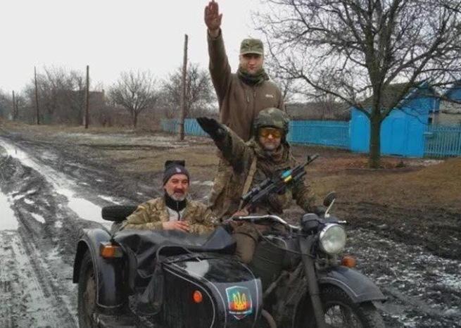 Письмо украинскому солдату...