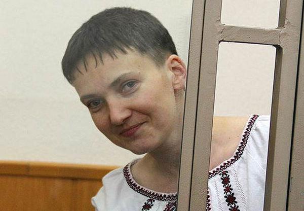 Савченко готова отсидеть… но только в России