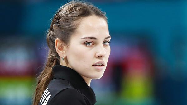 Анастасия Брызгалова впервые…