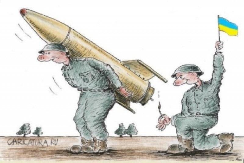 Быль о новейшей украинской ракете