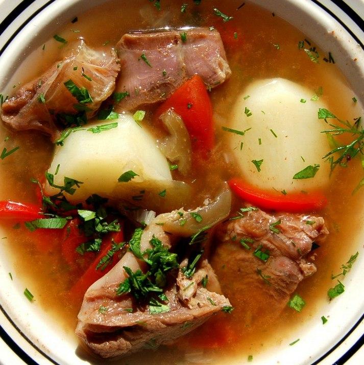 Общие правила для отличного супа. Просто и доступно, да еще и с картинками!