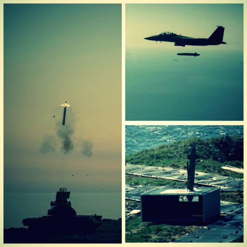 Беззащитность «Торов» и «Панцирей» перед «ударом в макушку» сохраняется! Важные «сигналы» учений ВВС Южной Кореи