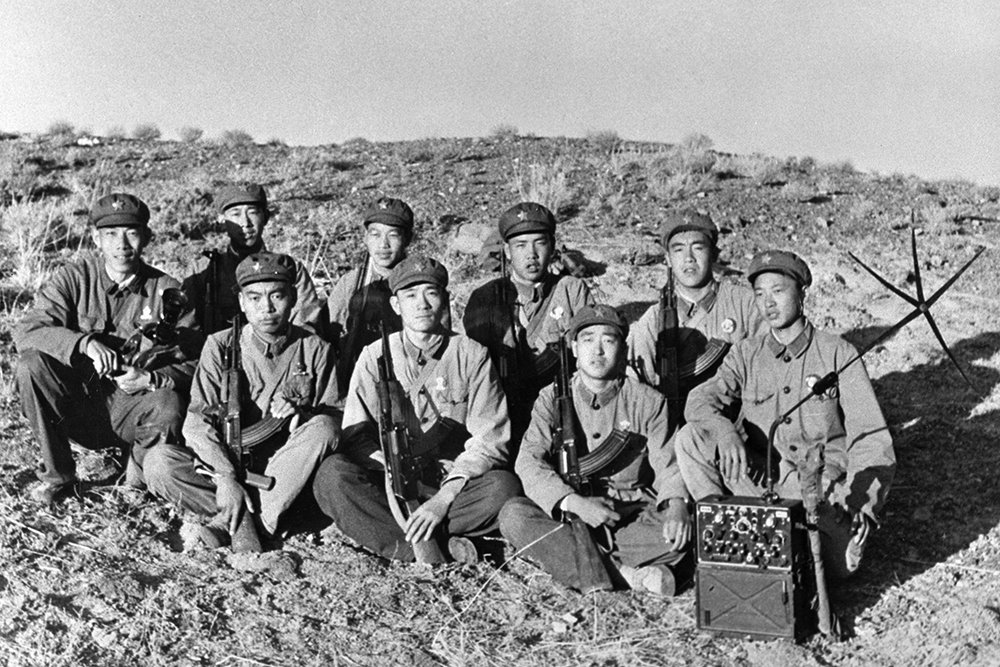Жаланашколь: в 1969 году пограничники разгромили спецназ Мао Цзедуна история