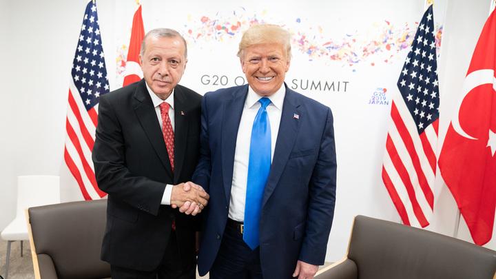 США запутались между поддержкой террористов и страхом перед турками геополитика