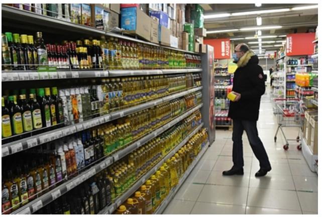 В России сочли необходимым введение продуктовых карточек для малоимущих