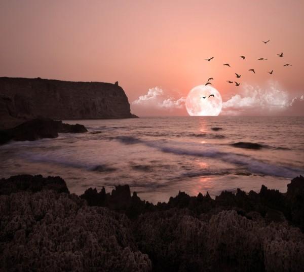 Невероятные пейзажи от Филип…