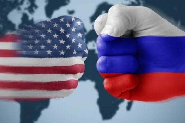 США начали войну против Росс…