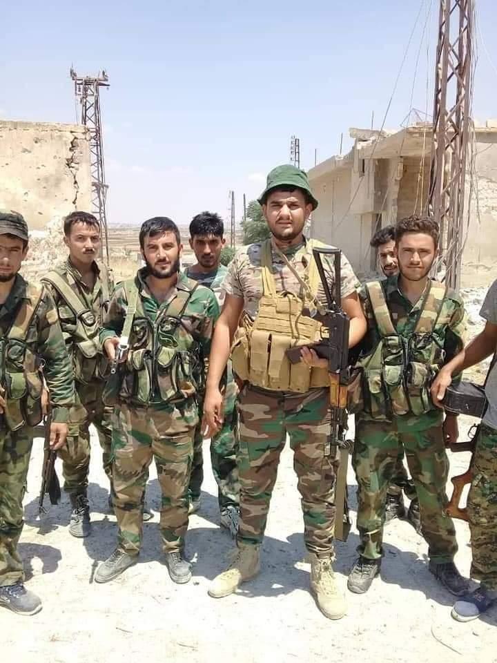 САА нанесла поражение крупным силам боевиков на севере Латакии сирия