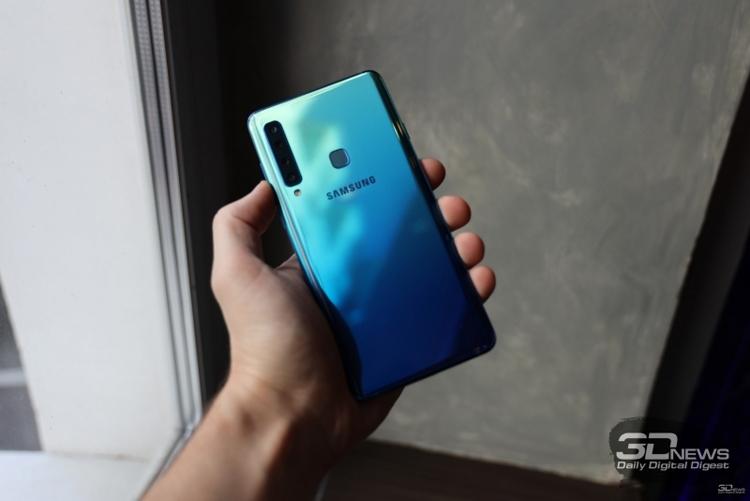 Дорогой смартфон: ФАС возбудила дело в отношении Samsung новости