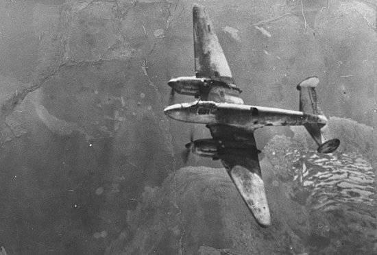 Авиация дальнего действия - АДД на войне