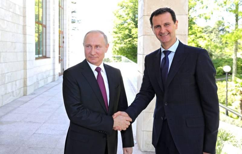 У Москвы кончается терпение: Россия торопится подписать миллиардные контракты с Сирией Новости