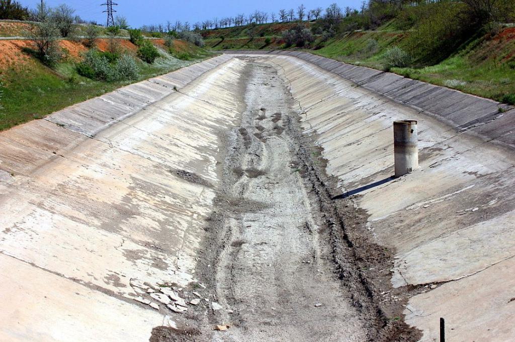 На Северо-Крымский канал Россия уже не рассчитывает