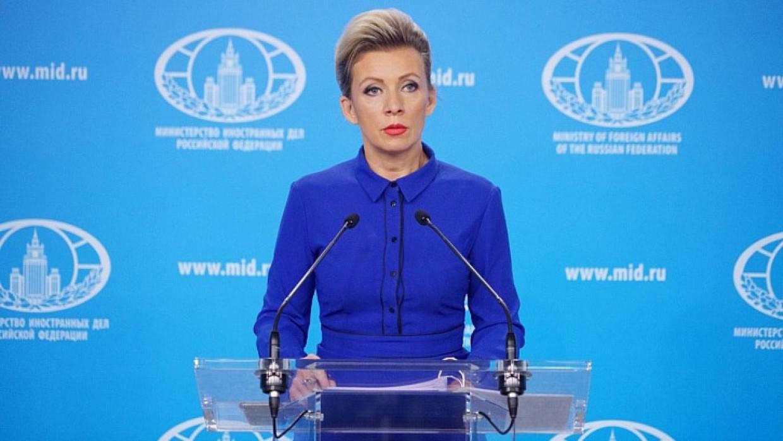 Захарова отметила подвижки в отношениях России и США после визита Нуланд Политика