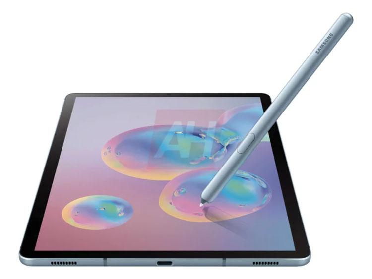Samsung Galaxy Tab S6 получит аккумулятор емкостью 6840 мАч новости,смартфон,статья