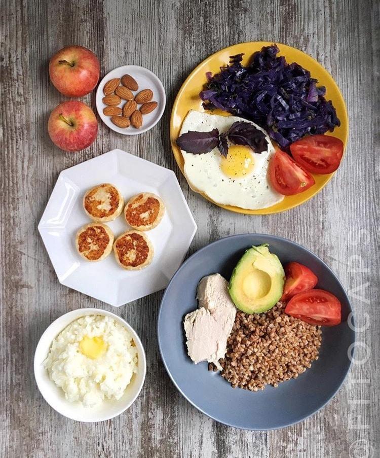 Сбалансированный Диет Завтрак. Пп завтраки для похудения: 15 вкусных рецептов с фото и кбжу