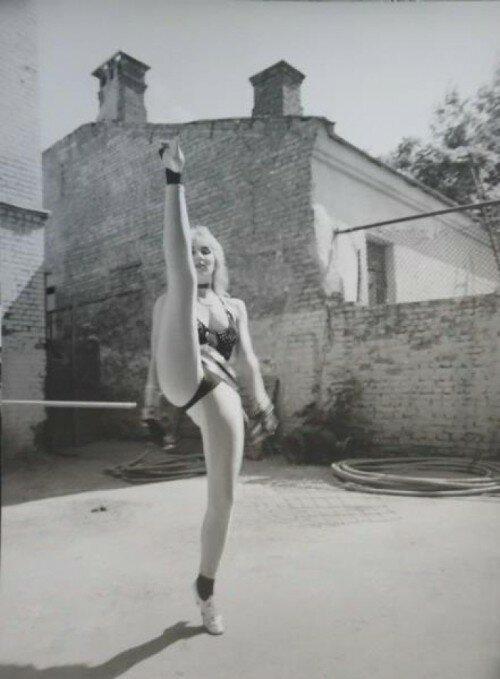 Маша Распутина, Москва, 1990–е знаменитости, исторические фотографии, история, редкие фотографии, фото