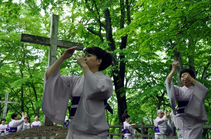 японский Иисус отвратительные мужики disgusting men