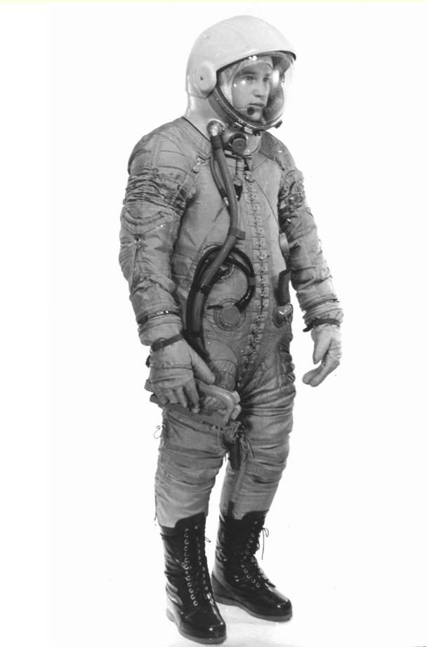Скафандр Ю.А. Гагарина: 250 дней на разработку оружие