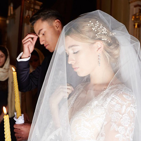 """Сын Андреева из """"Иванушек"""", дочь Кончаловского, сын Валерии — кто еще из детей звезд сыграл свадьбу в этом году Звездные дети"""