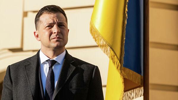 Зеленский поблагодарил США за санкции против Коломойского