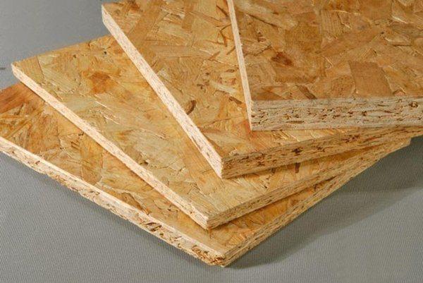 8 необычных примеров применения OSB-плит в интерьере