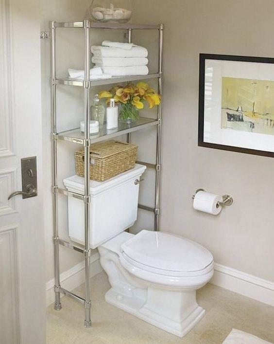 15 супер идей, как сэкономить пространство в ванной комнате. И не только