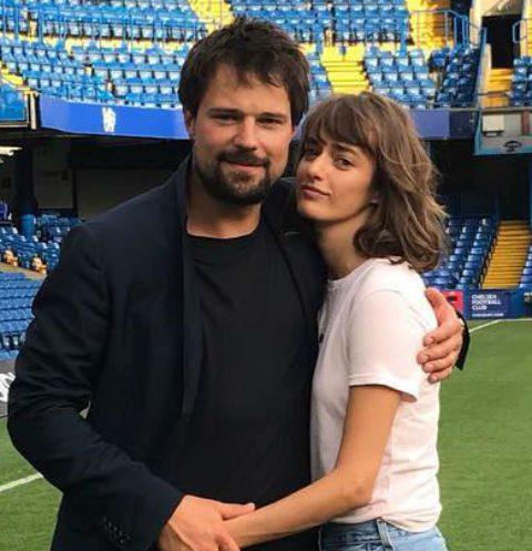 Данила Козловский и Ольга Зуева решили пожениться
