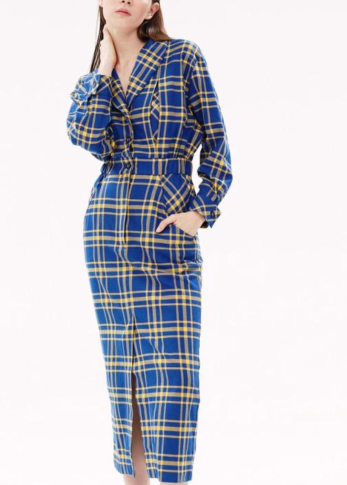 Базовые платья, в которых хочется провести осень — обзор