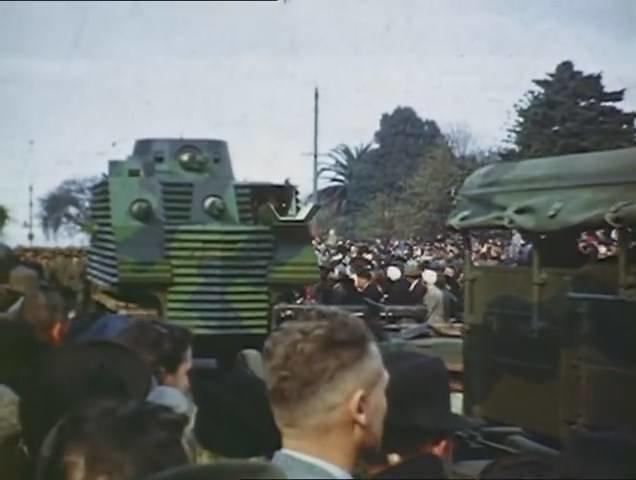 Чудо чудное, диво дивное или... конфуз Новой Зеландии война, история, танки, факты