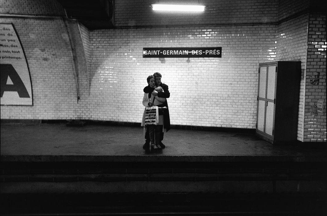 Питер Тернли. Фотопроект — его признание в любви к Парижу