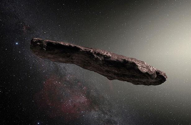 Действительно ли межзвездный астероид Оумуамуа прилетел из системы двойной звезды?