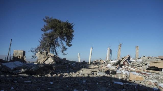 Американская коалиция нанесла удар по сирийской армии
