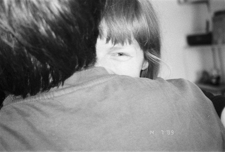 Интимный фотодневник Лины Шейниус