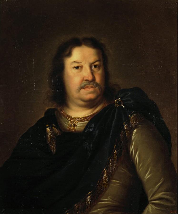 Яков Федорович Долгорукий - настоящее изображение