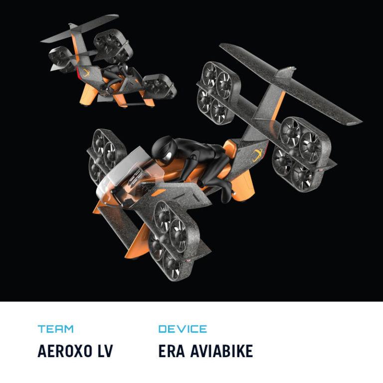 Определены финалисты конкурса Boeing Go Fly на лучшее индивидуальное транспортное средство