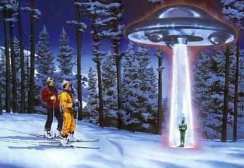 Встречи с НЛО с участием гум…