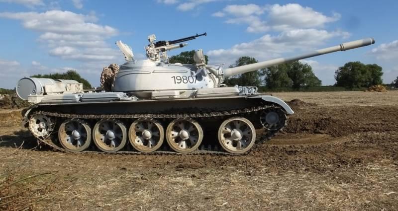 Создание танка Т-55 и саботаж в сборочном цехе