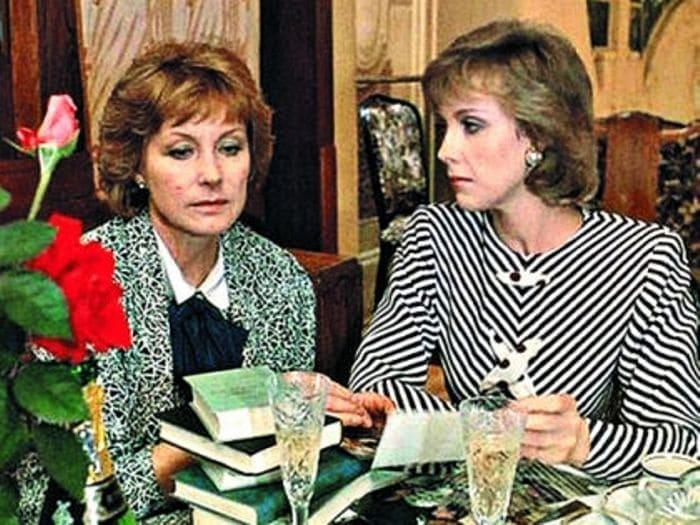 Кадр из фильма *Интердевочка*, 1989 | Фото: sobesednik.ru