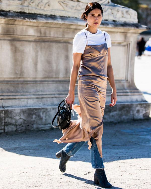 Как носить сарафан, чтобы выглядеть стильно и молодо
